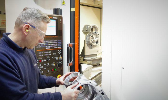 CNC Machining Hampshire