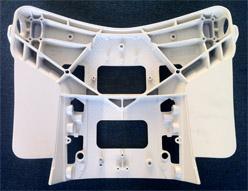 low pressure die castings in aluminium